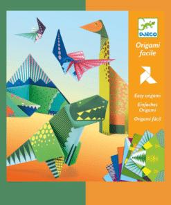 Origami - Dinoszauruszok - Dinosaurs miniart