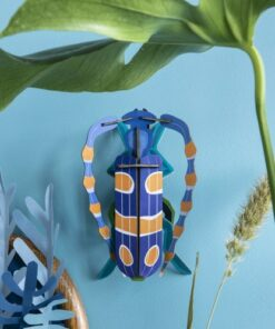 Karton Havasi cincér   3d dekor miniart