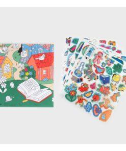 Matricás poszter | Fantasztikus Világ MiniArt