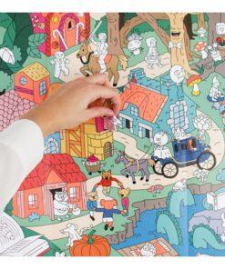 Matricás poszter   Fantasztikus Világ MiniArt