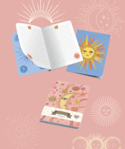Jegyzetfüzet 2 db A/6 - Aurelia notebooks djeco miniart